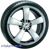 Alcar Wave 7.50 x 17.00 Alloy Wheels
