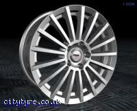 TSW Pace 8.00 x 17.00 Alloy Wheels